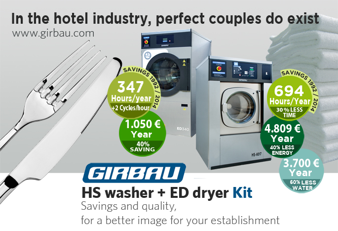 Hotel laundry solutions